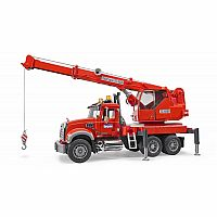 MACK Granite Crane w Light and Sound