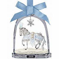 Celestine Stirrup Ornament