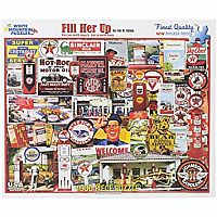 Fill Her Up - 1000 Piece