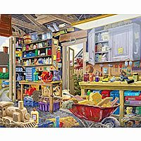 Grandpa's Shed - 1000 Piece