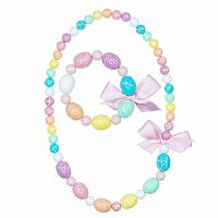 Fiesta Pastel Necklace & Bracelet Set