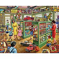 The Toy Store - 1000 Piece