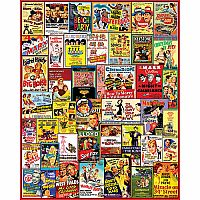 Comedy Movie Posters - 1000 Piece