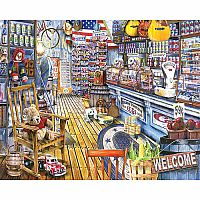 Jackson General Store - 1000 Piece
