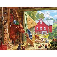 Barnyard Buddies 550pc