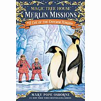 #12 Eve of the Emperor Penguin (Merlin Missions)
