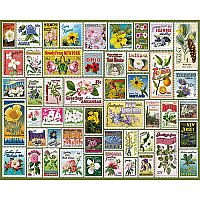 State Flower Stamps - 1000 Piece