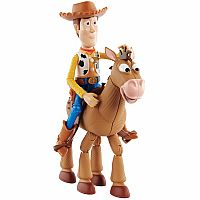 Woody and Bullseye Adventure Pack