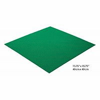 19025 Large Baseplate, Green