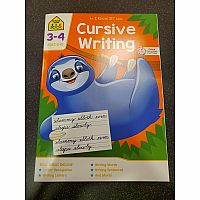 3rd-4th | Cursive Writing