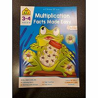 3rd-4th | Multiplication Facts Made Easy