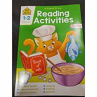 1st-2nd | Reading Activities