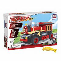 20209 RC Red Train Engine
