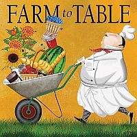 Bon Appetit: Farm to Table 300pc