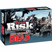 "Risk: Walking Dead ""Survival Edition"""