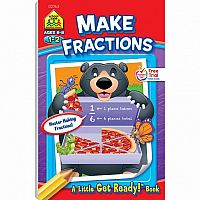 Get Ready to Make Fractions (1st-2nd)