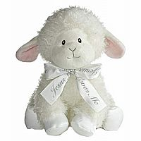 "Blessings Lamb 12"" Musical Wind Up"