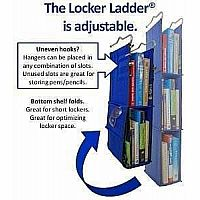 Locker Ladder - Black