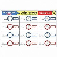 Learning Mat: Telling Time