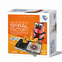 Arts Robot: Spiral Factory
