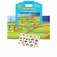 Around the Town - Peel & Play