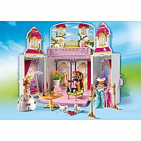 4898 My Secret Royal Palace Play Box