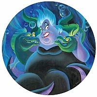 Disney Round: Villains 500pc