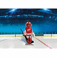 5076 NHL® Detroit Red Wings® Goalie