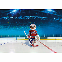 5078 NHL® Montreal Canadiens® Goalie