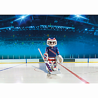 5081 NHL® New York Rangers® Goalie