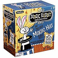 The Deluxe Magic Hat Set