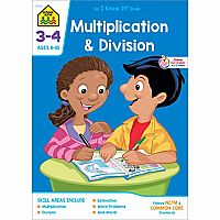 3rd-4th | Multiplication & Division