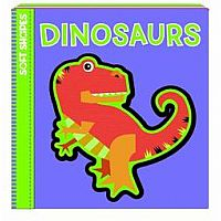 Soft Shapes Puzzle Book - Dinosaurs