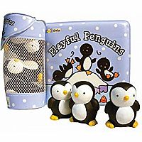 Float-Alongs: Playful Penguins