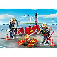 5397 Firefighting Operation with Water Pump