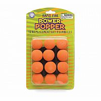 Popper Ball Refills - Orange