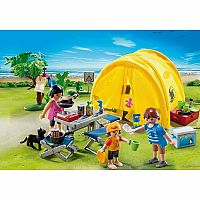 5435 Family Camping Trip