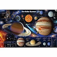 Floor Puzzle: Our Solar System 48pc