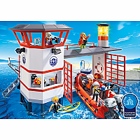 5539 Coast Guars Station with Light House