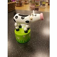 Cow Thumb Puppet