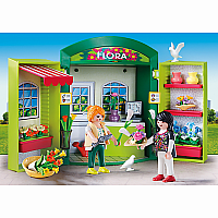 5639 Flower Shop Play Box