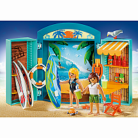 5641 Surf Shop Play Box