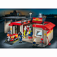 5663 TAL Fire Station