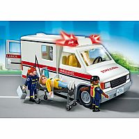 5681 Rescue Ambulance