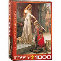 The Accolade 1000pc
