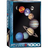 NASA The Solar System - 1000pc