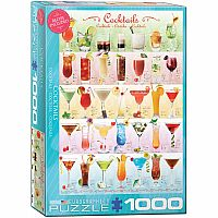 Cocktails 1000pc