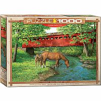 Sweet Water Bridge 1000pc
