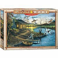 Autumn Retreat 1000pc
