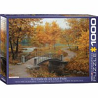 Autumn in an Old Park 1000pc